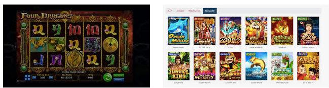 Produk permainan judi E-Games Sbobet